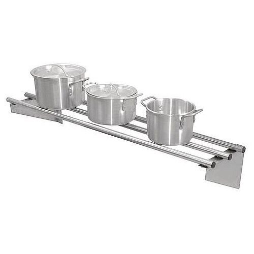 Stainless Steel Rod Shelf L 1200mm