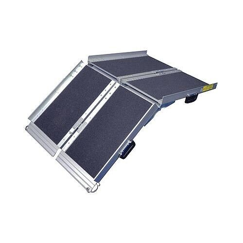 Economy Folding Suitcase Ramp L 1830mm