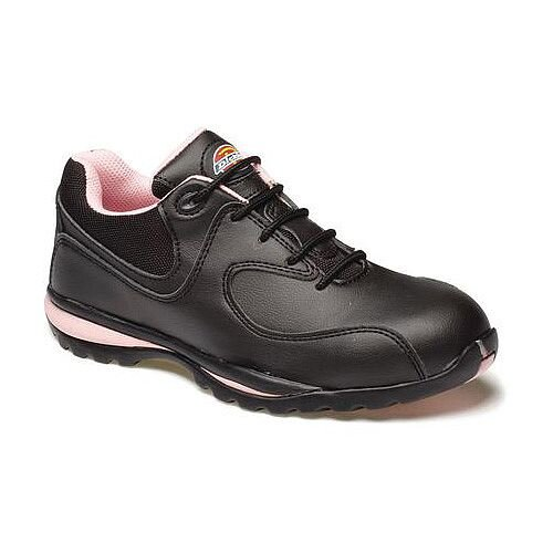 Dickies Ohio Ladies Safety Trainers Size 4