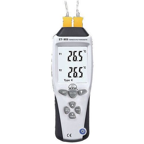 Hi-Accuracy Dual Input K &J Type Thermometer Ref:SY394127