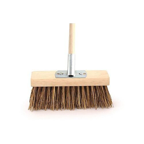 Heavy Duty Yard Brush 13in