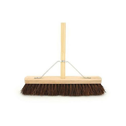 Heavy Duty Yard Brush 18in