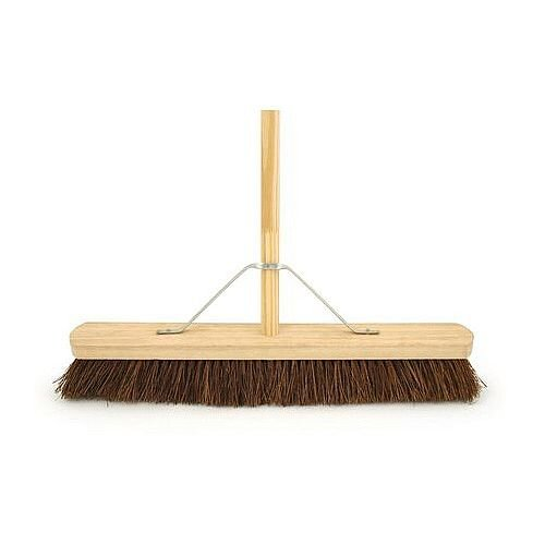 Heavy Duty Yard Brush 24in