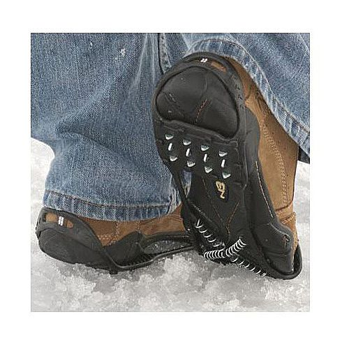 Snow and Ice Grips For 7.5-12 Size Shoes