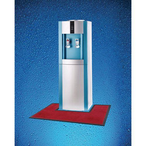 Water Cooler Mat Red