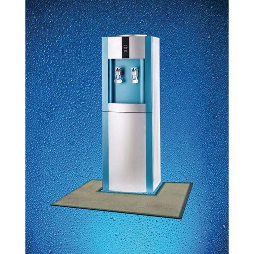 Water Cooler Mat Taupe