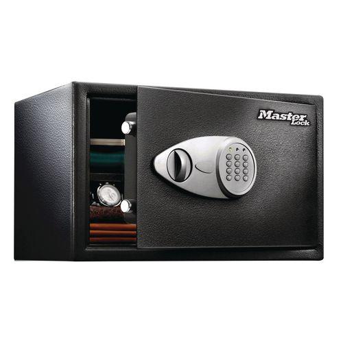 Master Lock Security Safe 33.3L Capacity Black Electronic Lock X125ML