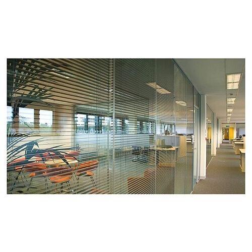 Tenon VITRAGE Framleess Double Glazed Office Partitioning System