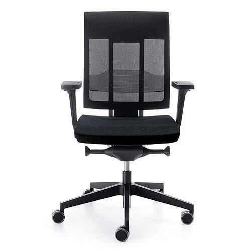 Xenon Swivel Ergonomic Mesh Back Task Operator Office Chair Black