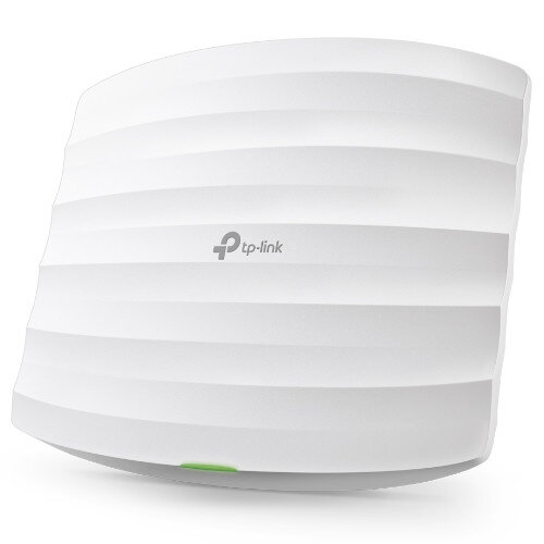 TP-LINK EAP115 Wireless Access Point 300 Mbit/s - 10,100,1000 Mbit/s - White Power over Ethernet (PoE)