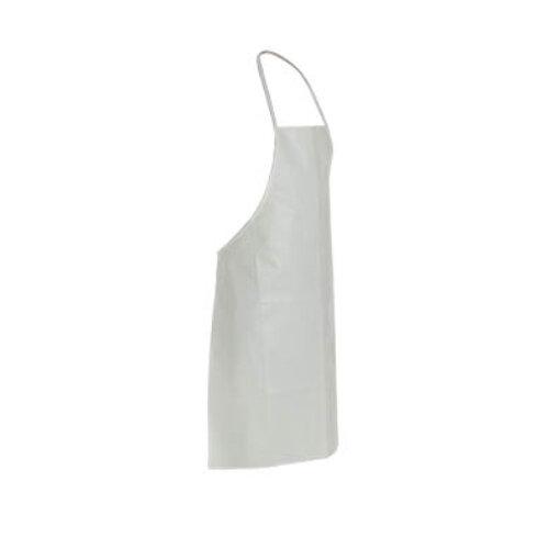 Tyvek White Poly Disposable Aprons PK 25