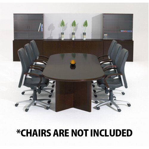 Executive Walnut Boardroom Table Seater Mm HuntOfficeie - 8 seater conference table