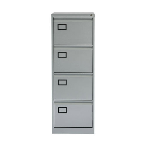 Play Video. 4 Drawer Filing Cabinet Grey ...