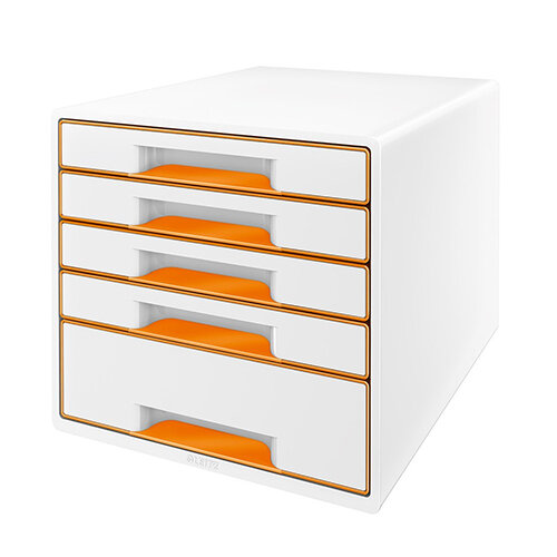 Play Leitz Wow 5 Drawer Desk