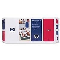 HP 80 Magenta Printhead C4822A