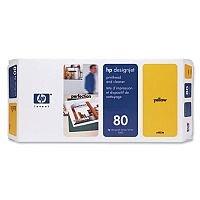 HP 80 Yellow Printhead C4823A