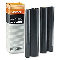Brother PC302RF Fax Ribbon Black Pack 2