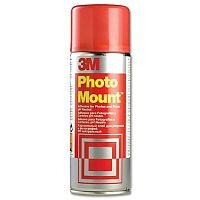 3M Photo Mount Adhesive Spray Can 400ml PMOUNT