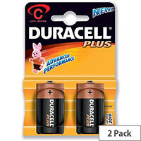Duracell Plus Power Advanced Performance Battery - Suitable For Use With Games, Toys, Musical Instruments & More.