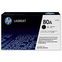 HP 80A Black Laser Toner Cartridge CF280A - Easy To Replace, High Yield Cartridges With Consistent Results