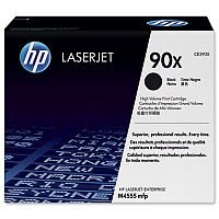 HP 90X Black High Yield Laser Toner CE390XD Pack 2