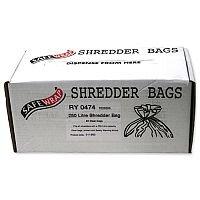 Robinson Young Safewrap Shredder Bags 250 Litre Pack 50