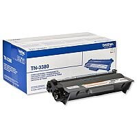 Brother TN-3380 Black High Capacity Toner Cartridge TN3380 - High quality genuine Brother cartridge - Prints 8,000 pages - Prevents waste to save you paper, time and money