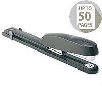 Rapesco Stapler Long Arm 300mm Reach Black Ref R79026A3