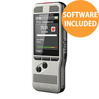 Philips DPM 6000 Dictation Recorder 4GB Memory Card OverWrite Function
