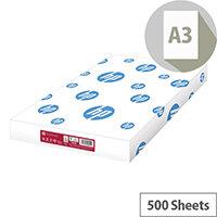 HP Hewlett Packard A3 100gsm White Colour Laser Printer Paper Ream of 500 Sheets