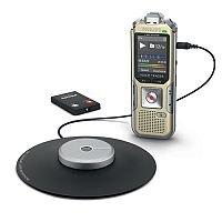 Philips Voice Tracer DVT-8000 Digital Meeting Recorder 4GB Internal Memory