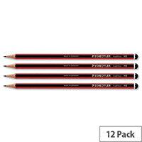 Staedtler HB Pencil Cedar Wood Pack 12