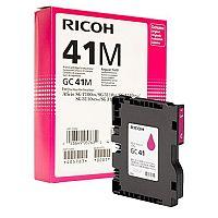 Ricoh 405763 GC41M Toner Cart Magenta