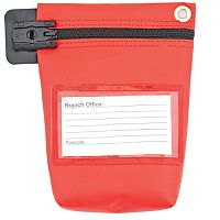 Red Small Cash Bag