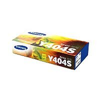 Samsung Y404S (Yield 1,000 Pages) Yellow Toner Cartridge for Xpress SL-C43x/SL-C48x Series Laser Printers CLTY404SELS