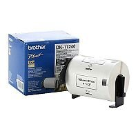 Brother P-touch DK-11240 51mm x 102mm Barcode Labels 600 Labels