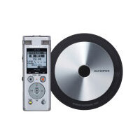 Bundle: Olympus DM-720 Meet and Record Kit Small