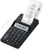 Casio HR-8RCE Printing Calculator 12 digit Display Black