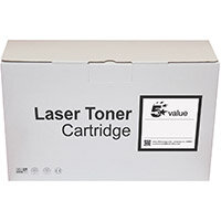 5 Star Value Remanufactured High Capacity Toner Cartridge Cyan (Brother TN423C Alternative)