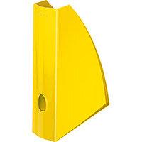 Leitz WOW Magazine File A4 Yellow Ref 52771016