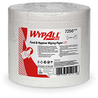WypAll Food Hygiene Centrefeed L10 Sheet Size 380x195mm Pack of 6 Ref 7256
