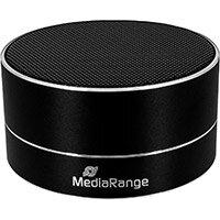 Media Range BlueTooth Portable Speaker Range Up to 10metres Ref MR733