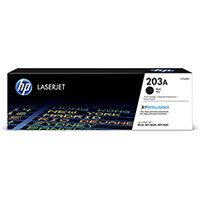 HP 203A Yield: 1,400 Pages Original LaserJet Toner Cartridge Black Ref CF540A