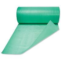 Jiffy Green Bubble Wrap Roll Recycled 750mmx75m Green Ref BROE54008