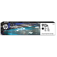 HP 913A Yield: 3,500 Pages Original PageWide Black Ink Cartridge Ref L0R95AE