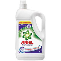 Ariel Professional 5 Litres Regular Liquid Laundry Detergent Single