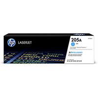 HP 205A Yield: 900 Pages Original LaserJet Toner Cartridge Cyan Ref CF531A