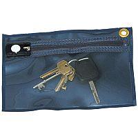 Tamper Evident Key Wallet 230x152mm Blue