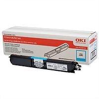 Oki 44250723 Cyan High Capacity Toner Cartridge