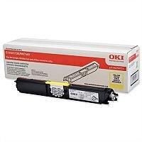 Oki 44250721 Yellow High Capacity Toner Cartridge
